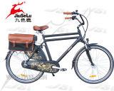 700c Kendaのタイヤ標準的な様式250Wブラシレスモーター36V都市E自転車(JSL033E-3)