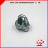 El clip de cuerda forjado de alambre nos embrida tipo clip de cuerda de alambre