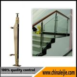 Edelstahl-Balkon-Glashandlauf-Halter