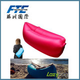 海洋のためのナイロン安い単一の速く膨脹可能で不精な寝袋