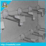 Slatwall를 위한 안전 전시 Pegboard 훅 화면 장치 간결 훅