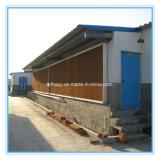 Het aangepaste Huis van het Gevogelte van de Structuur van het Staal van Lage Kosten