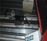CNC 기계를 새기는 목제 대패 나무