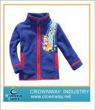 中ブラシをかけられるの卸し売りカスタム子供の摩耗の男の子のセーター
