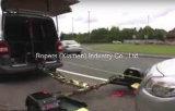 125FT Längen-Optimum-Drehtransformator-Handkurbel-Seile weg von in der Straße