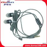 Fone de ouvido estereofónico móvel da orelha da sensibilidade 93dB dos acessórios do telefone com Ruído-Cancelamento