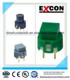 Ts4 bajan el interruptor eléctrico del tacto de los interruptores ligeros actuales del empuje