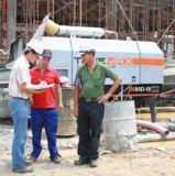 Bomba concreta portátil pequena energy-saving (SP90)