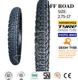Il motociclo parte la gomma genuina del motociclo del pneumatico del motociclo fuori dalla strada 275-17