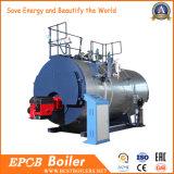 Gaz/chaudière à eau chaude au fuel pour l'usage industriel