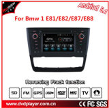 Android 5.1 Car DVD GPS pour BMW 1 E81 / E82 / E87 / E88radio Shack GPS Car Tracker (automatique)