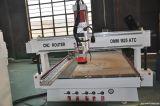 Маршрутизатор CNC шпинделя воздуха Италия Hsd инструмента инструментов самого лучшего продавеца 8 линейным импортированный изменением