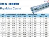 UL6 ANSI C80.1 metal Conducto rígido Rmc Conduit