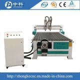 máquina de cinzeladura de madeira do CNC 3D para o funcionamento de madeira