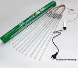 2835/78 / 80cm al aire libre de Navidad Street Decorar LED Meteoro Tubo de luz