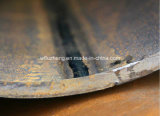 Труба углерода ERW стальная, линия труба ERW, труба водопровода ASTM A53
