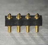 100% geprüfter Messingenergien-elektrischer Kontakt steckt Pogo Pin-Verbinder fest