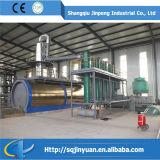Jinpeng ningún aceite de motor de la basura de la contaminación que recicla la máquina