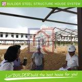 Estructura de Tailandia Proyecto de acero prefabricada móvil Casa