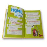 Impressão do livro de Educaitonal da escola, impressão do livro da instrução, aprendendo a impressão do livro