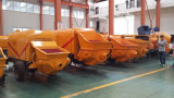 fournisseur de la Chine de pompe concrète de la qualité 60m3/Hour