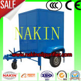 Eingehangener mobiler Transformator-Öl-Reinigungsapparat, Vakuumöl-Reinigungs-Behandlung-Gerät