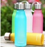 Bottiglia di acqua di sport di Tritan con il coperchio Dn-162A dell'acciaio inossidabile