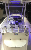 Zee Overzeese Vissersboot met de Bovenkant van de Glasvezel