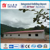 샌드위치 Panel Wall와 Roof Pre Fabricate Labor House