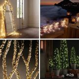 3AA Battery Operated LED Copper Wire String Lights