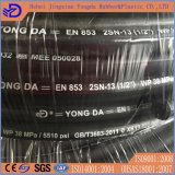 Шланг провода SAE 100r2at/DIN En853 2sn Braided гидровлический