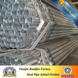 Circulaire Hollow Section Gi Steel Tube
