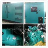 Générateur 32kw/40kVA diesel silencieux d'alimentation générale avec Cummins 4bt3.9g2