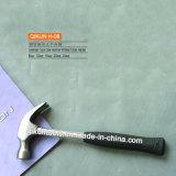 Тип молоток с раздвоенным хвостом ручки пластичного покрытия H-07 американский