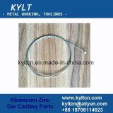 La lega del metallo lo zinco della pressofusione/il freno estremità di Zamak/la fune/cavo di trazione