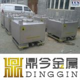 Ss316 tanque de aço IBC com aprovaçã0 de ISO9001/Un