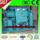 変圧器オイル浄化、オイルの脱水およびガス抜き処理の油純化器