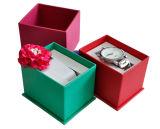 서류상 가죽 시계 패킹 전시 저장 상자 (YS396)