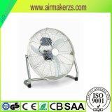 220V 14inch elektrischer Fußboden-Ventilator-oszillierender Ventilator mit CB/Ce Approva