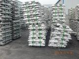 高い純度のアルミニウムインゴット99.7%