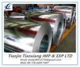 Катушка JIS G3302 ASTM A653 Galvazed стальная