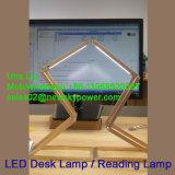 휴대용 재충전용 접히는 LED 독서용 램프