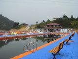 Piattaforma di galleggiamento esterna di ricreazione