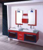 二重洗面器のキャビネット/PVCの浴室用キャビネット(2079年)