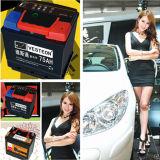 batería de coche de lanzamiento de la frecuencia intermedia del automóvil 12V 30ah-250ah