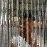 Do espelho Tabletop polonês do gabinete de vidro de Flatted espelho reflexivo de vidro do espelho de vidro 3mm-10mm da cor