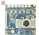 Placa madre embutida ranurador D2550 del Mini-Itx de la placa madre con el acceso del LAN de 4 Intel