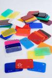 着色された鋳造物のアクリルのボード