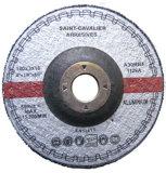 Grinding abrasivo Wheel per Aluminum 180X6X22.2