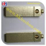 Pin de bronze feito-à-medida do contato elétrico contato de Inglaterra das faixas de bronze (HS-CP-002)